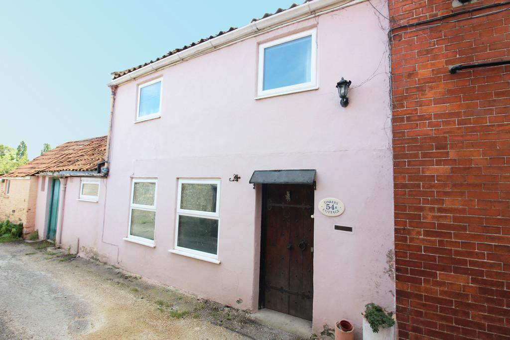 2 Bedrooms Cottage House for sale in Benedict Street, Glastonbury