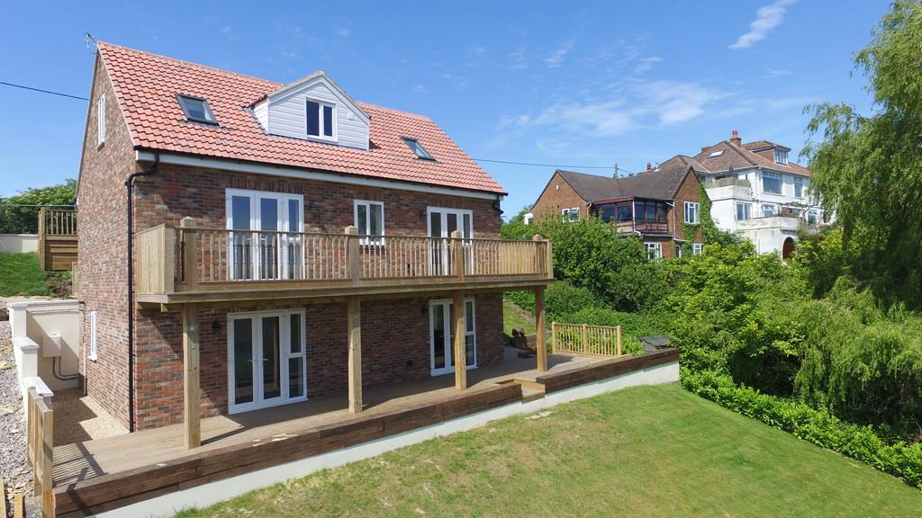 4 Bedrooms Detached House for sale in Hill Head, Glastonbury