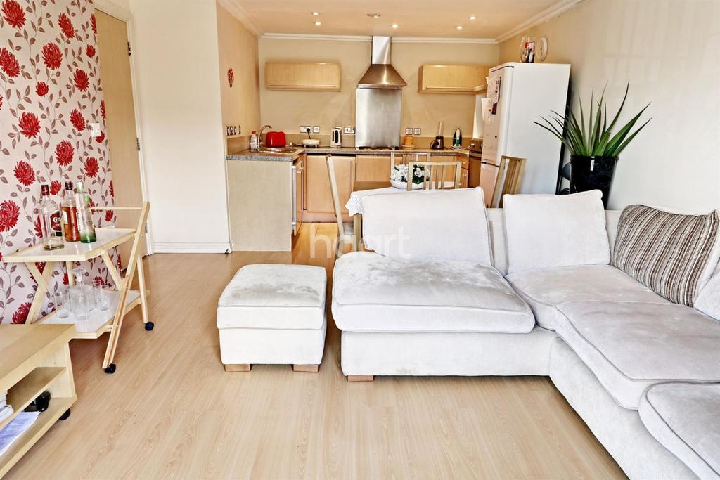 2 Bedrooms Flat for sale in Hewetts Quay