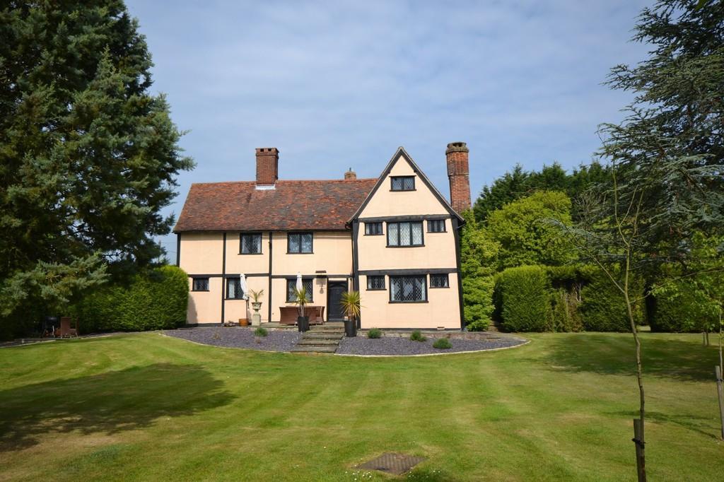 5 Bedrooms Detached House for sale in Boytons Farm, Boytons Lane, Hempstead
