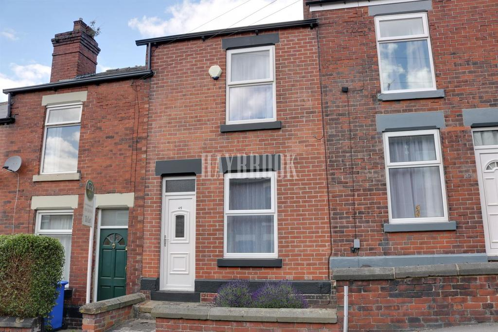 2 Bedrooms Terraced House for sale in Nettleham Road, Woodseats