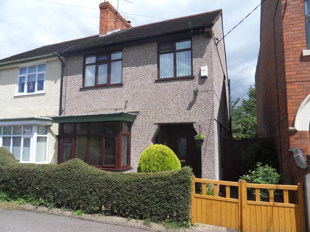 3 Bedrooms Semi Detached House for sale in Carington Street, Loughborough