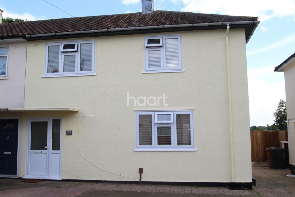 3 Bedrooms Semi Detached House for sale in Sherwood Drive, Chelmsford