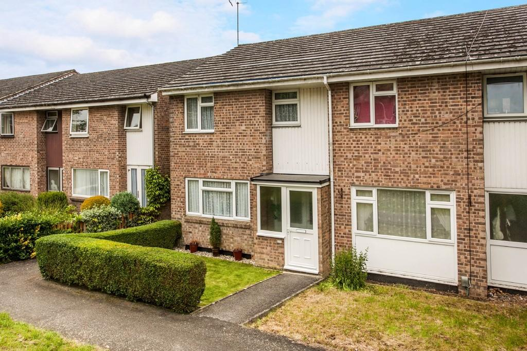 3 Bedrooms End Of Terrace House for sale in Chaundler Road, Winchester, SO23