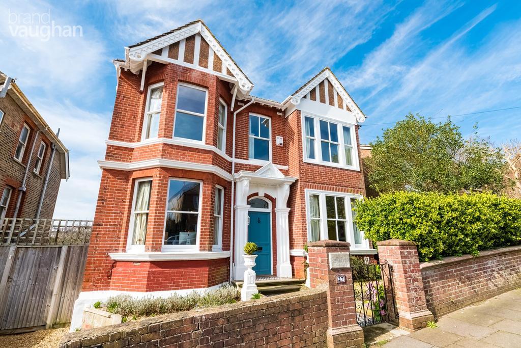 4 Bedrooms Detached House for sale in Harrington Villas, Brighton, BN1