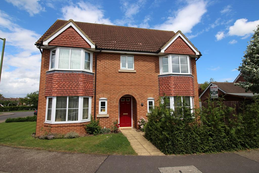4 Bedrooms Detached House for sale in Daffodil Close, Hatfield, AL10