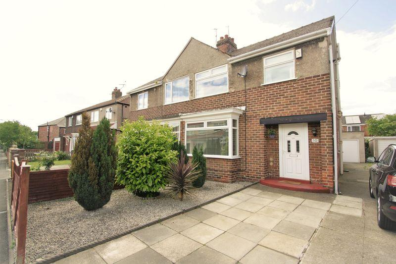 2 Bedrooms Semi Detached House for sale in Buttermere Road, Grangefield, Stockton, TS18 4LQ