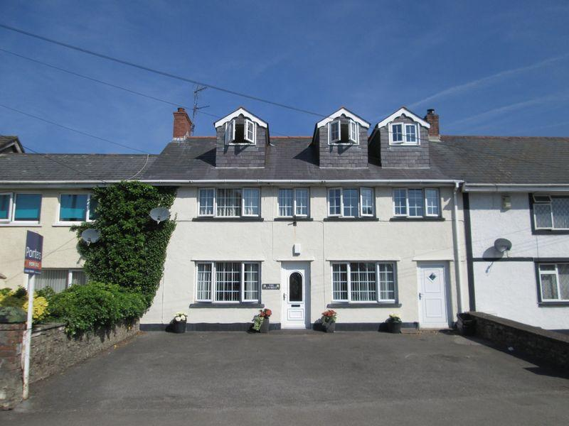 4 Bedrooms Terraced House for sale in 'The Laurels' Coychurch Bridgend CF35 5ES