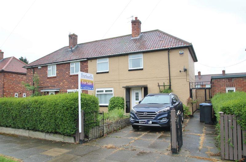 3 Bedrooms Semi Detached House for sale in Calverley Road, Thorntree