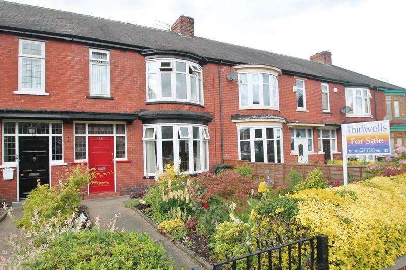 3 Bedrooms Terraced House for sale in Windsor Road, Linthorpe
