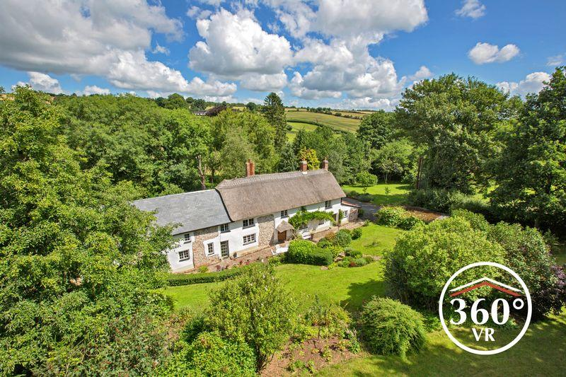 5 Bedrooms Unique Property for sale in Lurley, Nr Tiverton