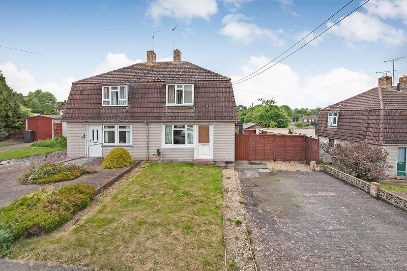 2 Bedrooms Semi Detached House for sale in BISHOPS HULL