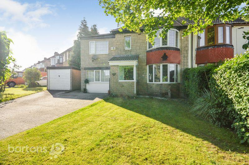 5 Bedrooms Semi Detached House for sale in Parkstone Crescent, Hellaby, Rotherham