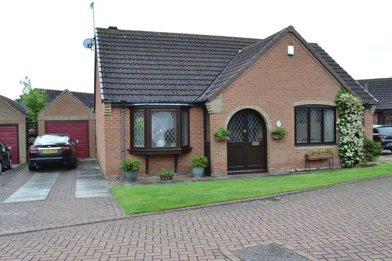 2 Bedrooms Detached Bungalow for sale in Reapers Way, Haxey