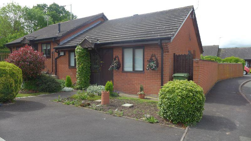 2 Bedrooms Semi Detached Bungalow for sale in 198 Oswestry Road, Ellesmere