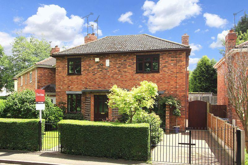 3 Bedrooms End Of Terrace House for sale in BRADMORE, Addison Road