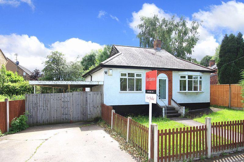 2 Bedrooms Detached Bungalow for sale in PENN, Warstones Road