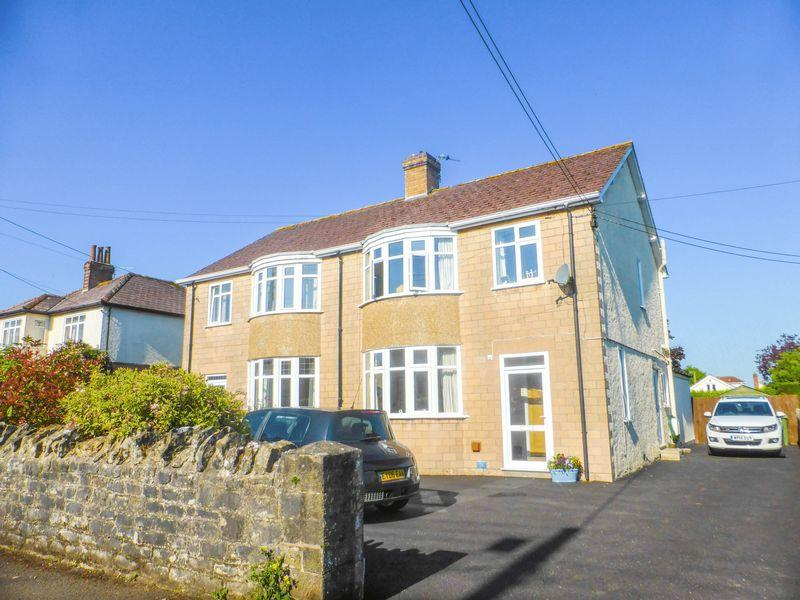 3 Bedrooms Semi Detached House for sale in Compton Road, Shepton Mallet