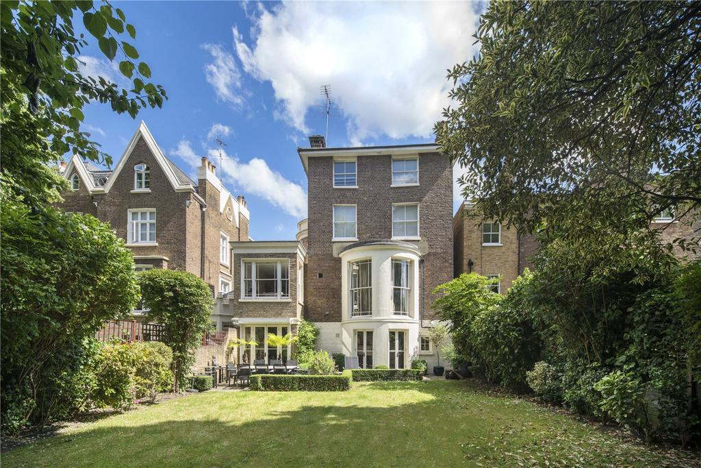 4 Bedrooms Detached House for sale in Clifton Hill, St. John's Wood, London, NW8