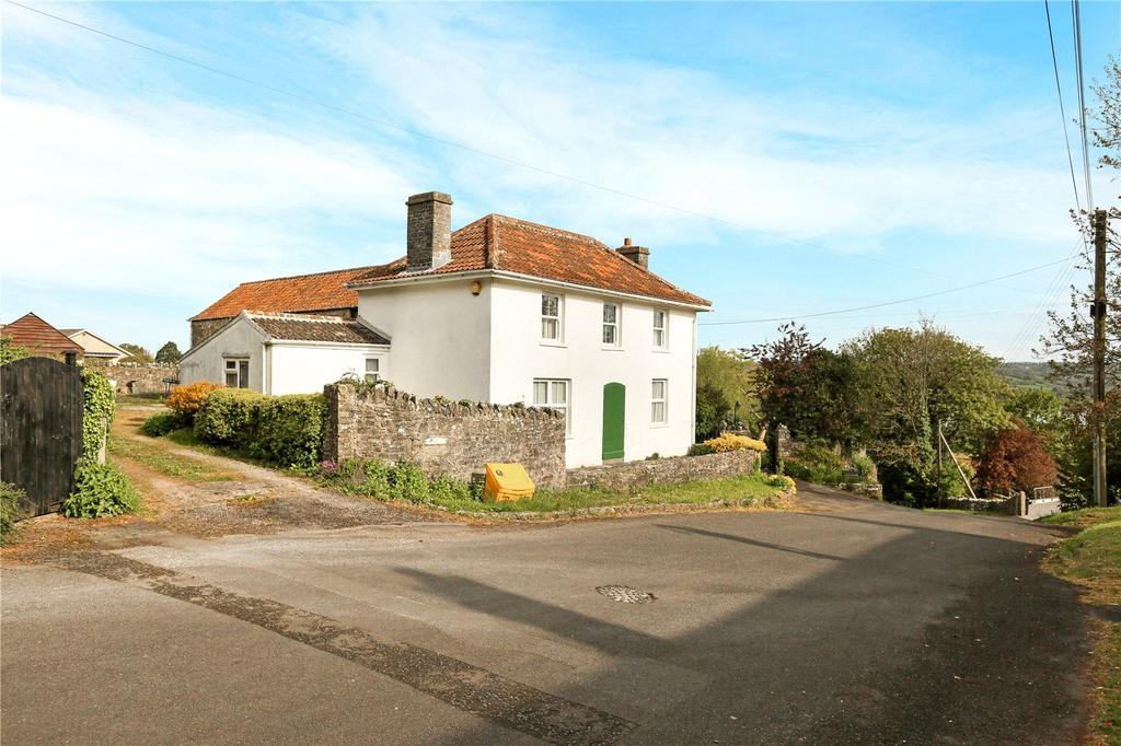 4 Bedrooms Detached House for sale in Park Lane, Blagdon, Bristol, BS40