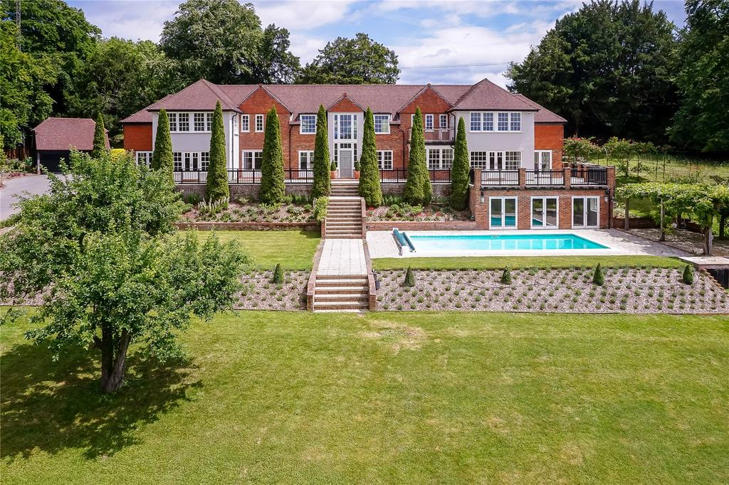 6 Bedrooms Unique Property for sale in Church Lane, Fawley, Henley-on-Thames, Oxfordshire, RG9