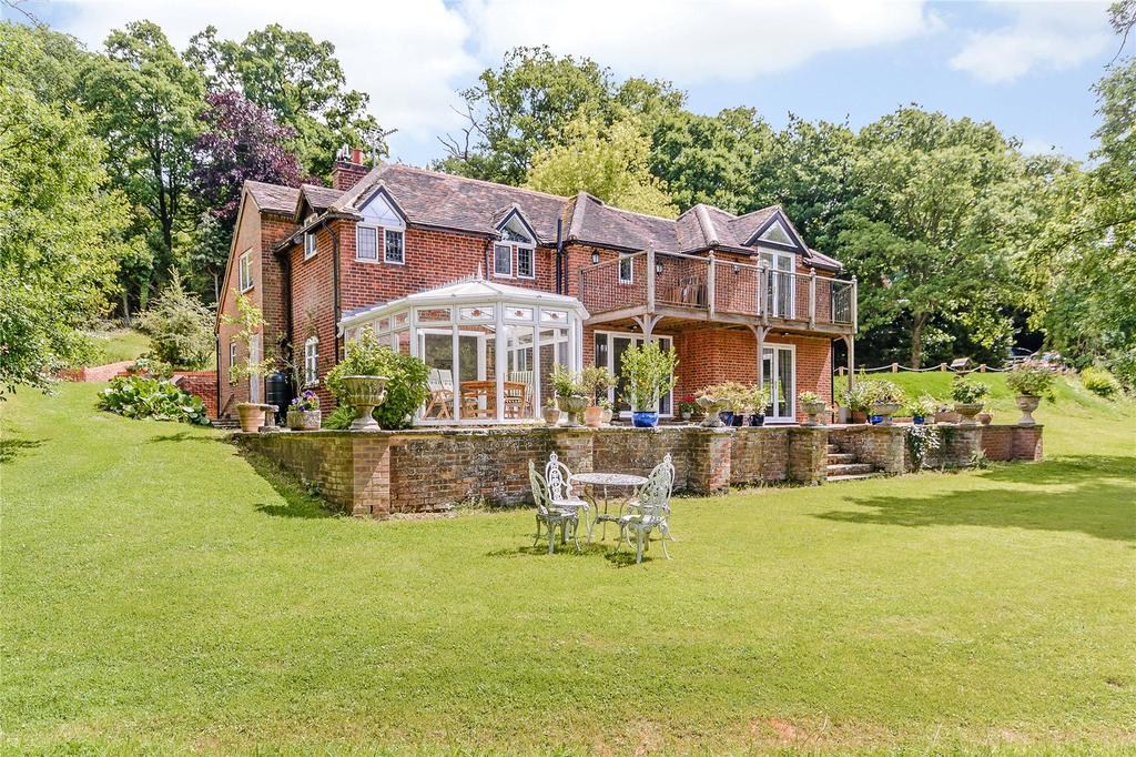 4 Bedrooms Detached House for sale in Bowsey Hill, Wargrave, Reading, Berkshire, RG10