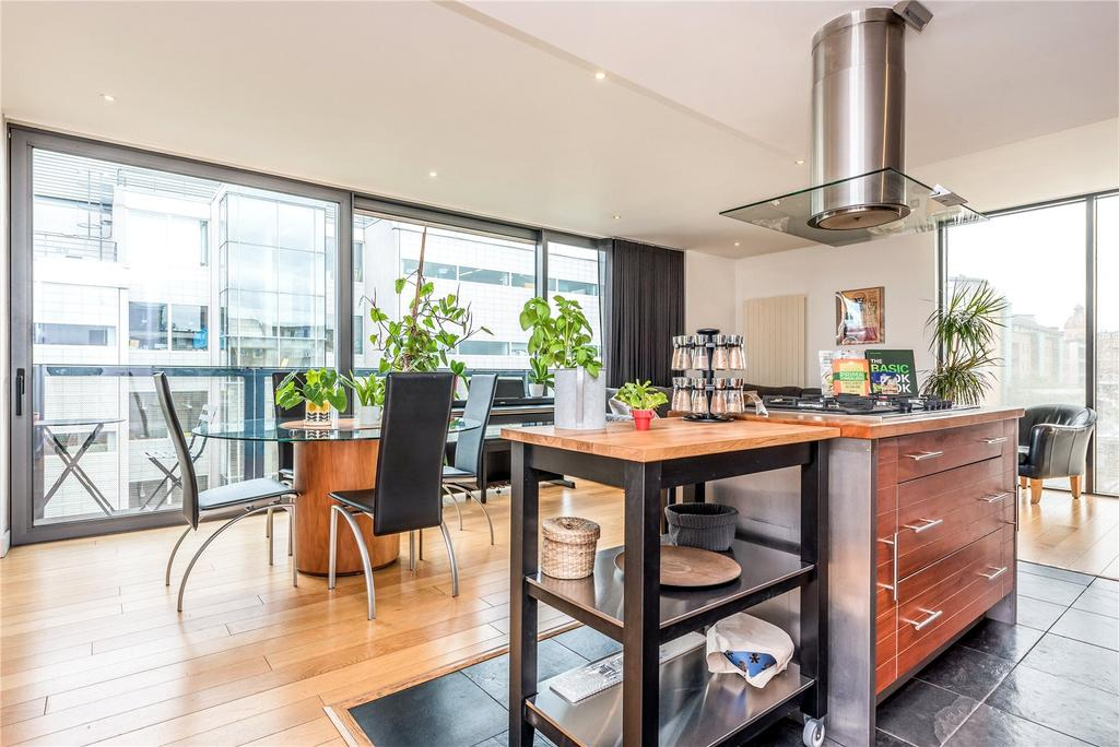 2 Bedrooms Flat for sale in Goswell Road, London, EC1V