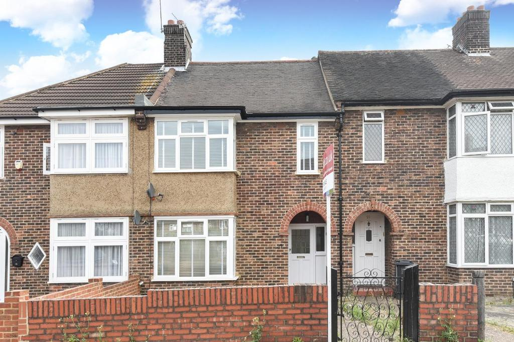 3 Bedrooms Terraced House for sale in South Park Crescent, Catford