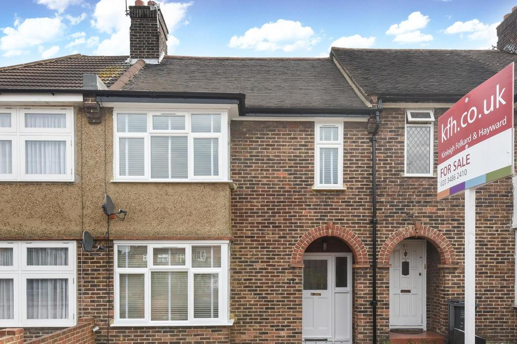 3 Bedrooms Terraced House for sale in South Park Crescent, Catford, SE6