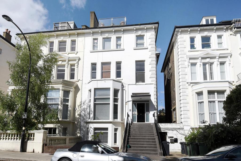 2 Bedrooms Flat for sale in Belsize Park Gardens, Belsize Park
