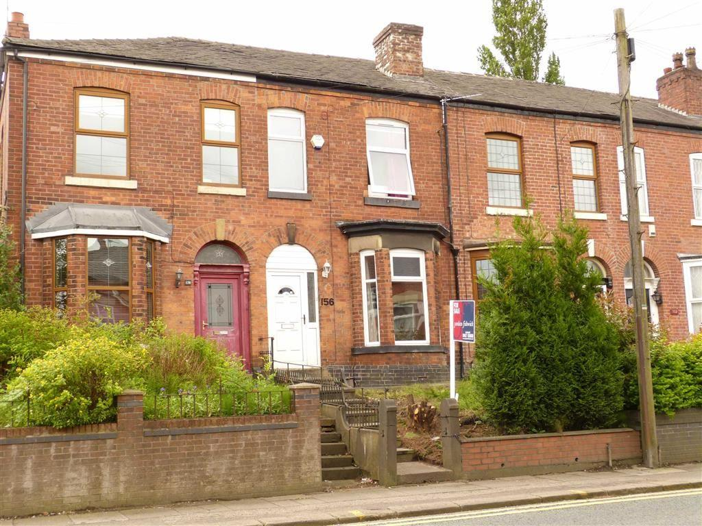 3 Bedrooms Terraced House for sale in Mottram Road, Hyde