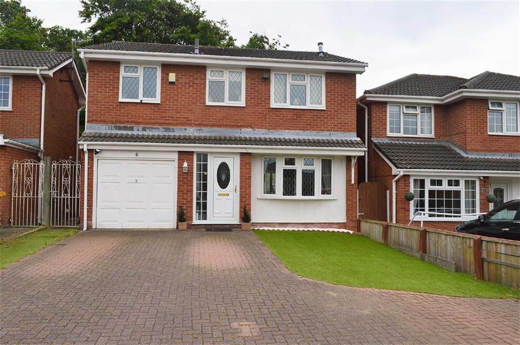 4 Bedrooms Detached House for sale in Edgbaston Way, Bidston, CH43
