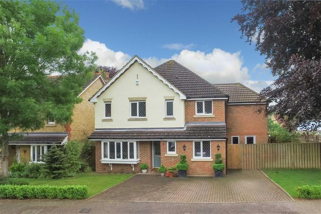 5 Bedrooms Detached House for sale in Maslen Road, St Albans, Hertfordshire