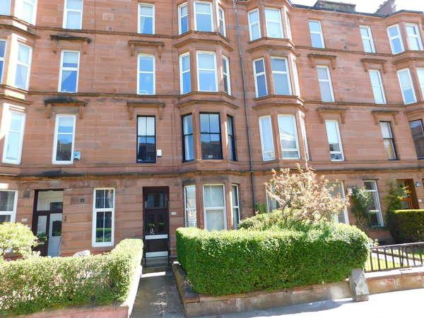 1 Bedroom Flat for sale in 0/2, 284 Crow Road, Broomhill, Glasgow, G11 7LB