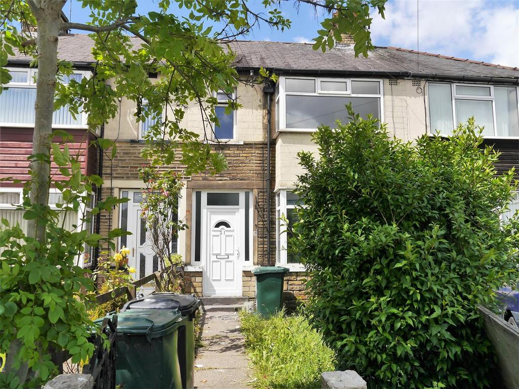 3 Bedrooms Town House for sale in Raymond Drive, Bradford, BD5 8HS
