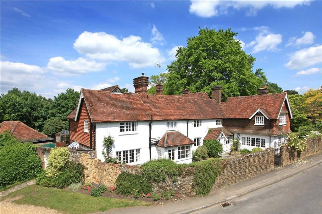 5 Bedrooms Detached House for sale in Thursley, Godalming, Surrey, GU8