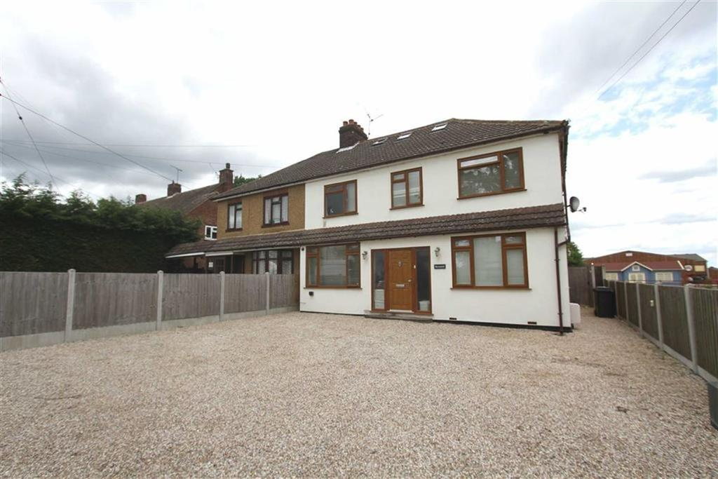 5 Bedrooms Semi Detached House for sale in Church Road, Ramsden Bellhouse