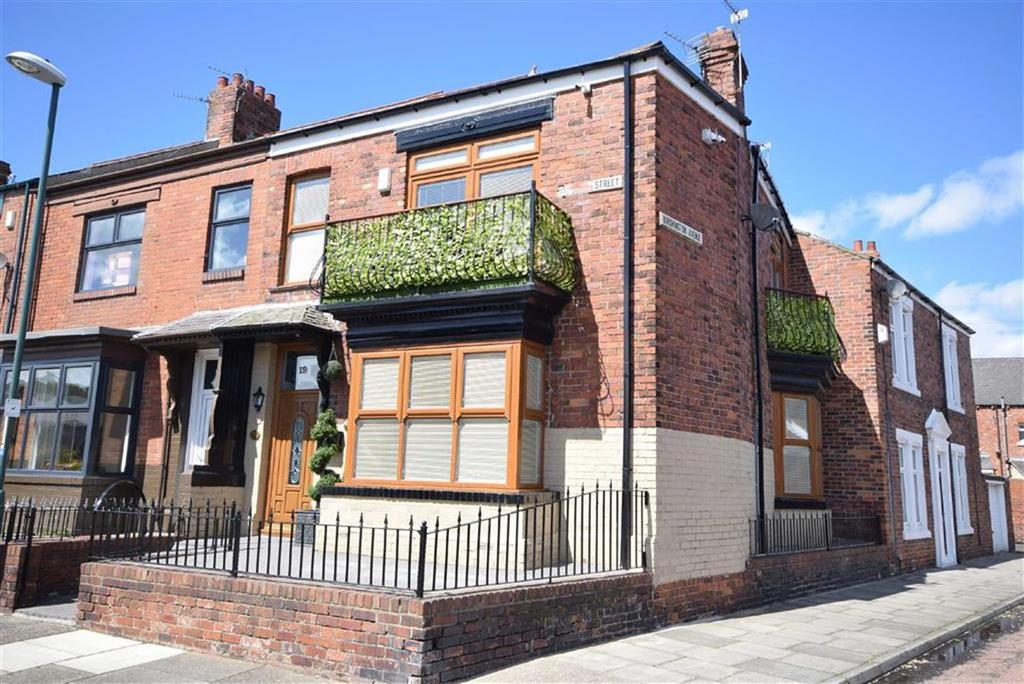 4 Bedrooms Terraced House for sale in Wantage Street, South Shields