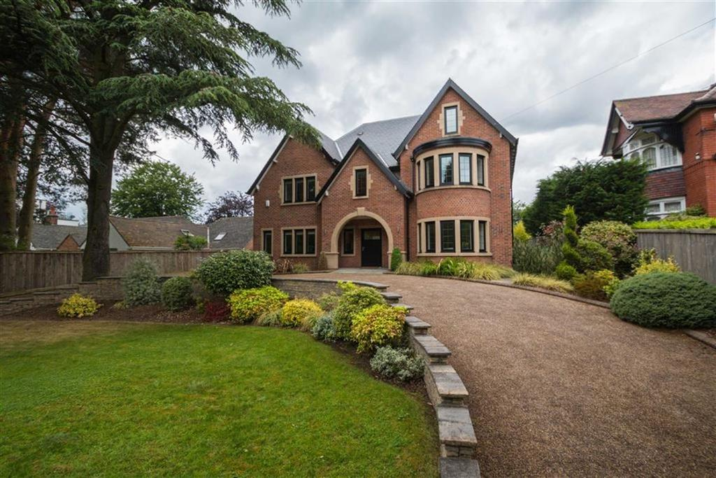 6 Bedrooms Detached House for sale in Broadway, Bramhall, Cheshire