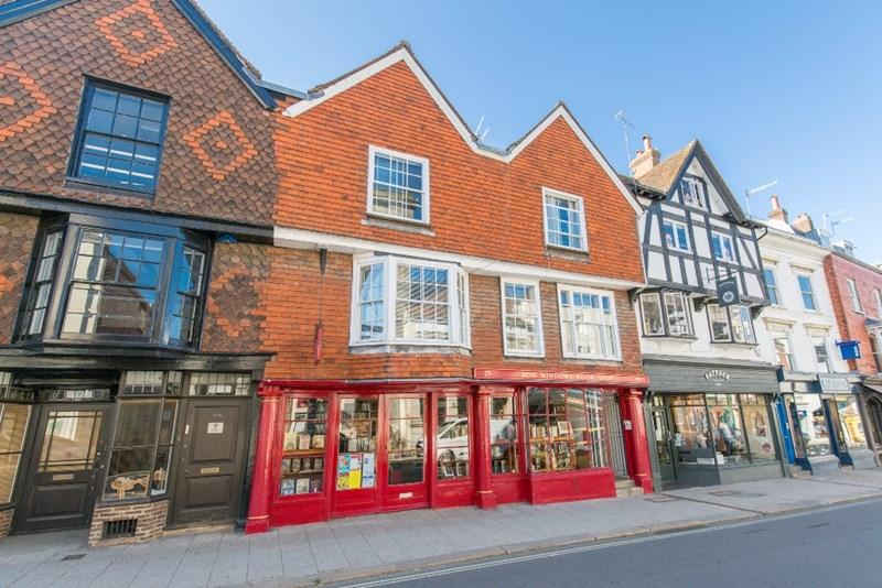 2 Bedrooms Apartment Flat for sale in High Street, Lewes