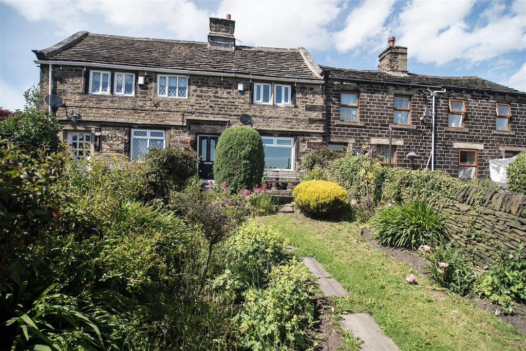 2 Bedrooms Terraced House for sale in Huddersfield Road, Shelley, Huddersfield