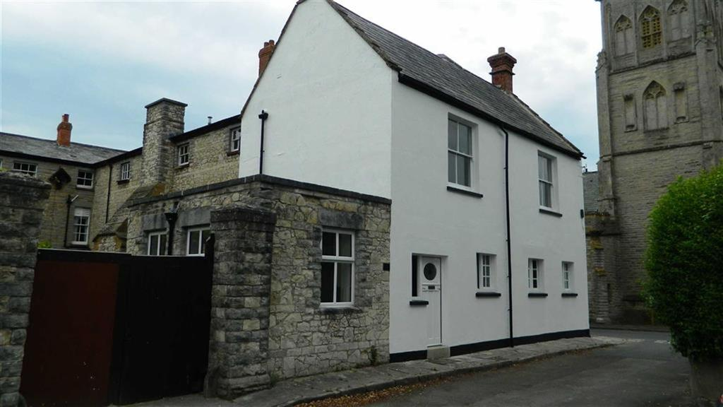 2 Bedrooms Semi Detached House for sale in St Gildas Convent, The Hill, Langport, Somerset, TA10