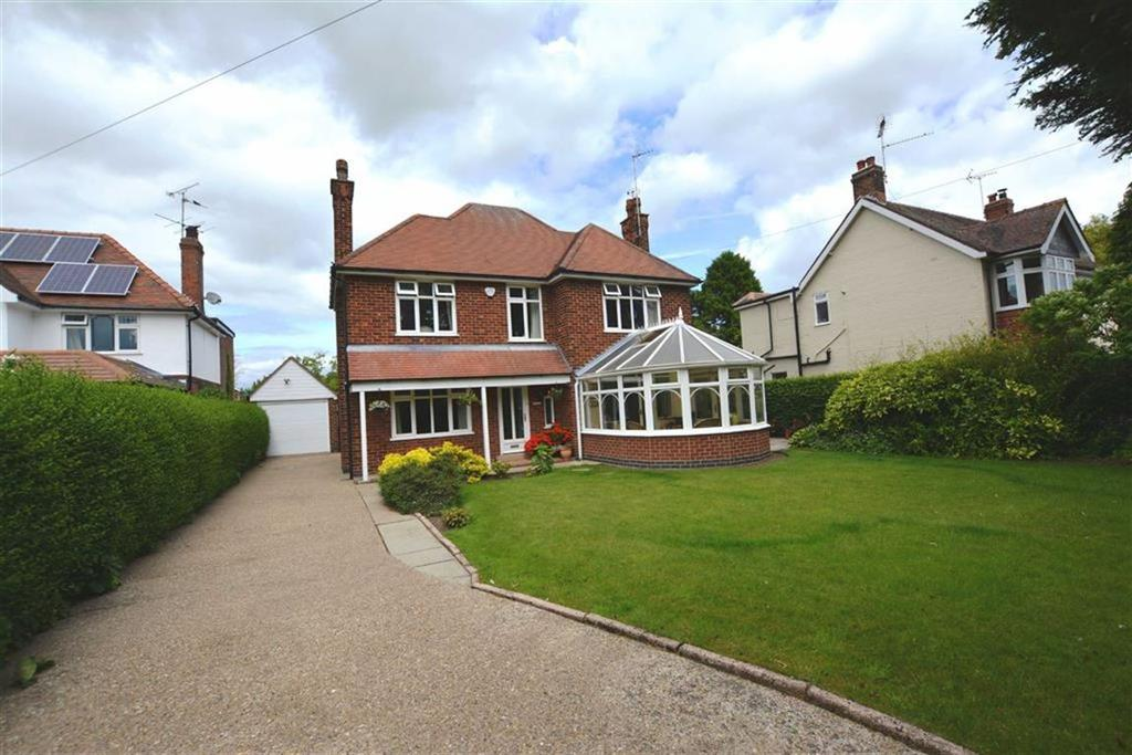 3 Bedrooms Detached House for sale in Southwell Road, Farnsfield, Nottinghamshire, NG22