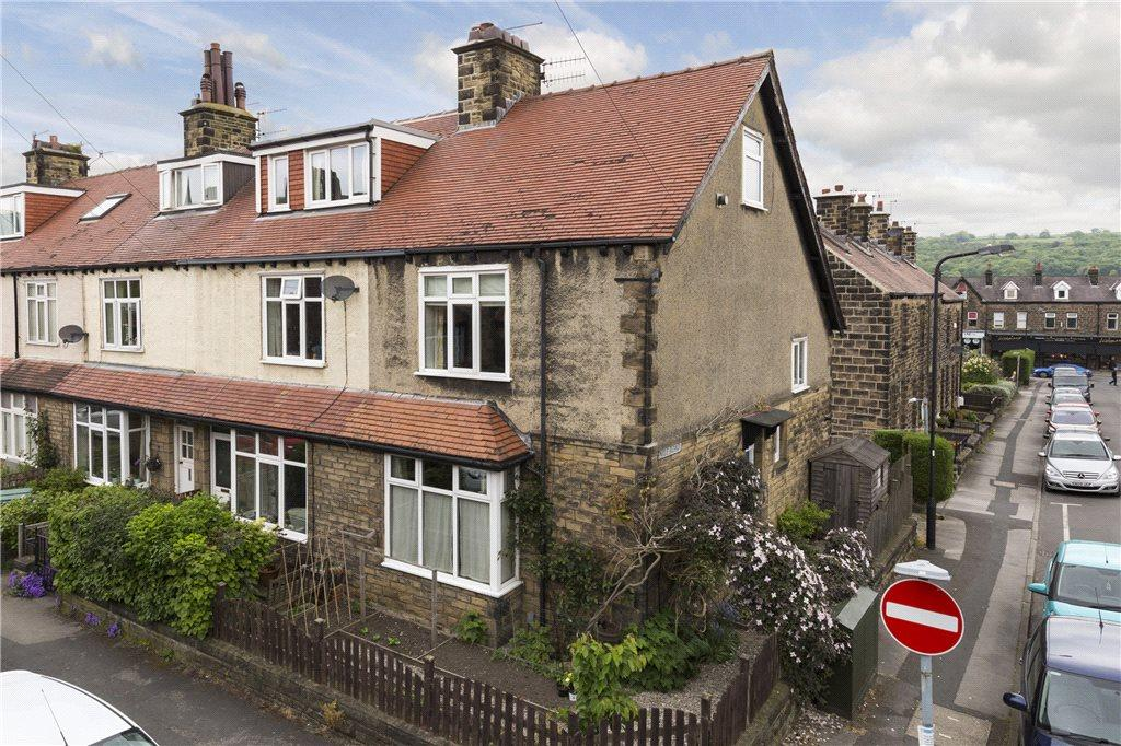 3 Bedrooms End Of Terrace House for sale in Nile Road, Ilkley, West Yorkshire