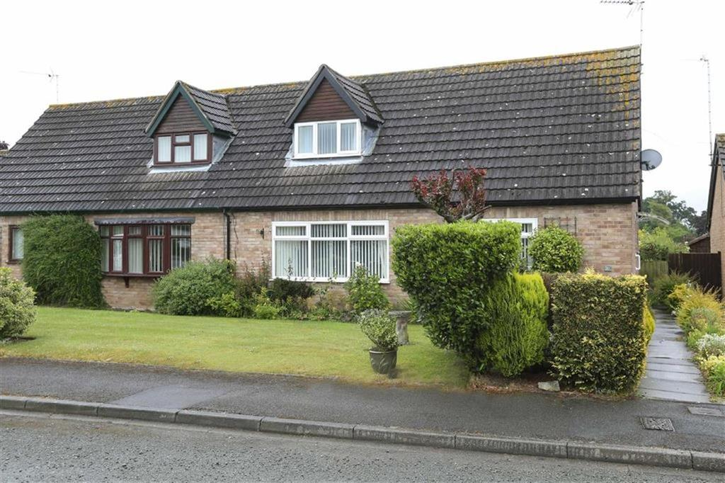 3 Bedrooms Semi Detached Bungalow for sale in Emberton Place, Audlem Crewe, Cheshire