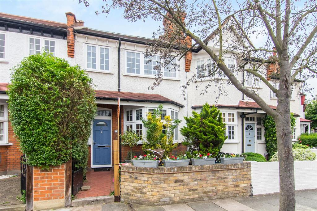 3 Bedrooms House for sale in Milton Road, London