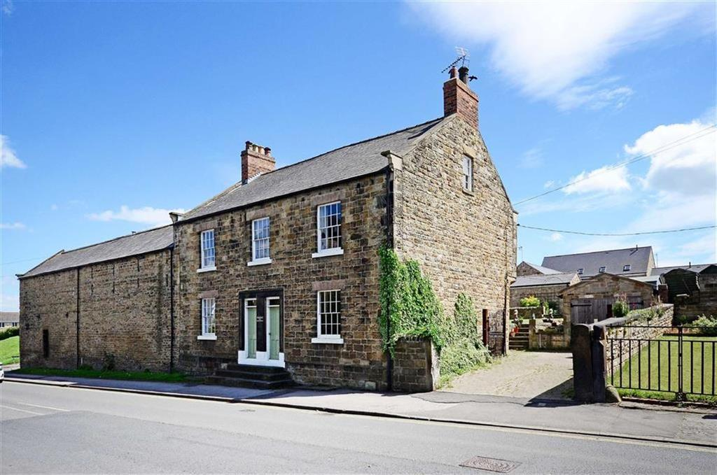 4 Bedrooms Link Detached House for sale in Broom Hall Farm, 125 - 127, High Street, Eckington, Sheffield, S21