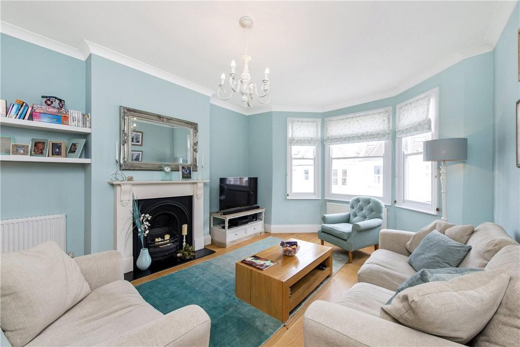 3 Bedrooms Flat for sale in Sumatra Road, London, NW6