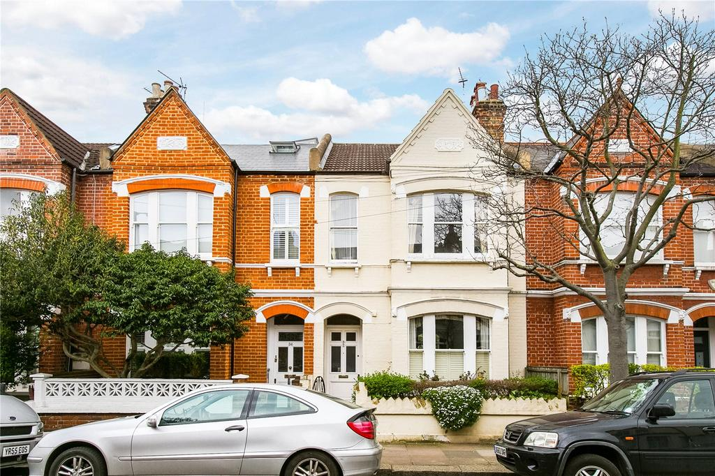 3 Bedrooms Terraced House for sale in Fanthorpe Street, Putney, London