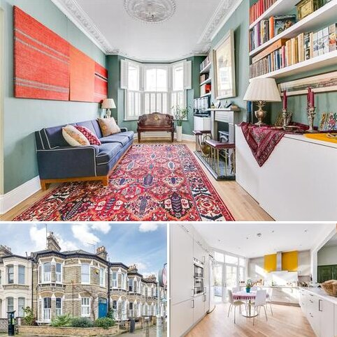 4 bedroom terraced house for sale - Parma Crescent, Battersea, London